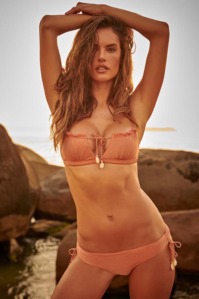 Alessandra Ambrosio indossa il bikini Orion, Gal Floripa