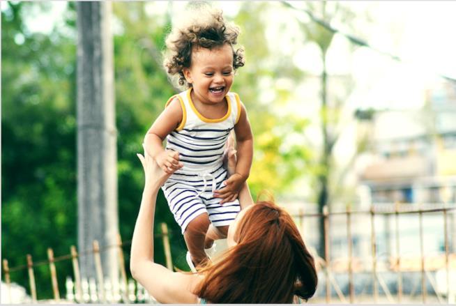 Una maternità felice
