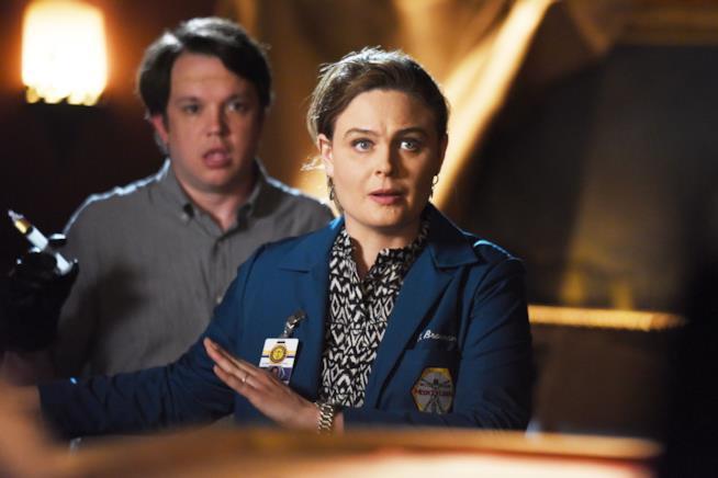 Bones: un'immagine dal primo episodio della dodicesima stagione