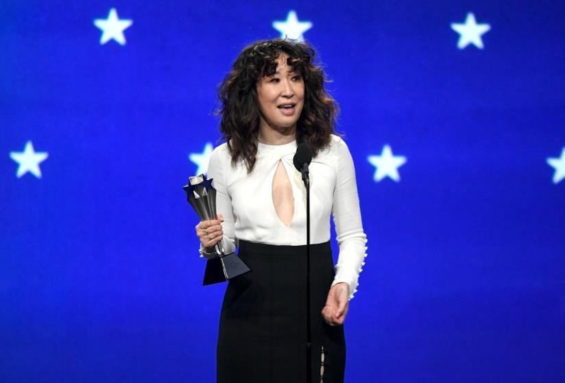 Critics Choice Awards Sandra Oh è la miglior attrice