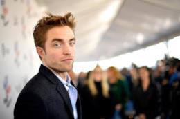 Robert Pattinson a Berlino