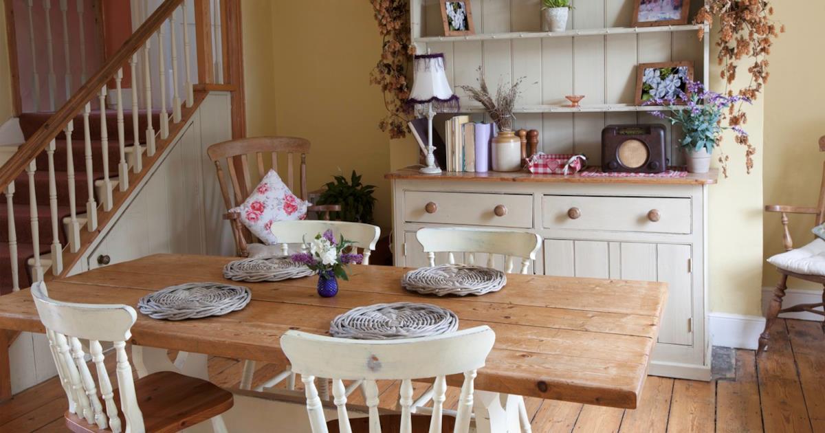 Tante idee e consigli su come arredare una casa in stile - Arredare casa stile country ...