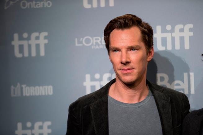 Benedict Cumberbatch al Festival di Toronto