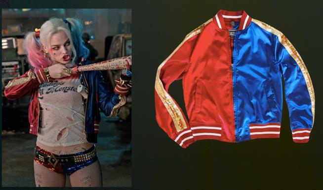 Il giubbotto ispirato ad Harley Quinn di Matchless London