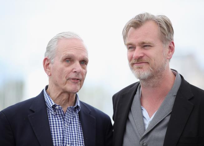 Al festival di Cannes Christopher Nolan presenta la versione restaurata di 2001: Odissea nello spazio