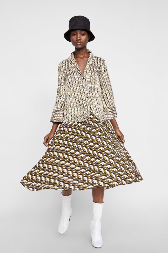 super popular 399d7 96bd3 Zara Donna: le novità in catalogo Autunno/inverno 2018/19