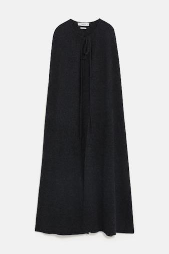 Poncho cashmere