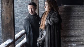 Sansa Stark in Game of Thrones 7