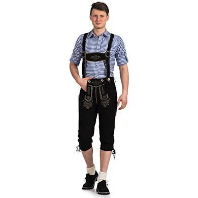 Pantaloni di Pelle Bavaresi
