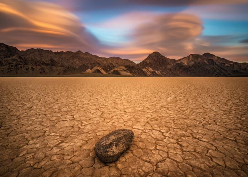 Valle della Morte, USA.