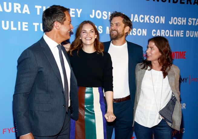 Il cast principale di The Affair