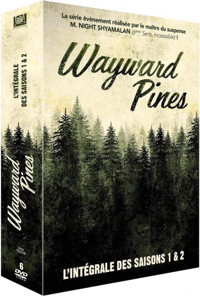 Cofanetto DVD di Wayward Pines - Seasons 1-2