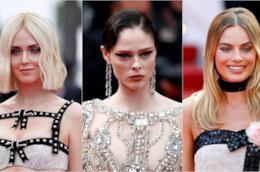 Chiara Ferragni, Coco Rocha, Margot Robbie