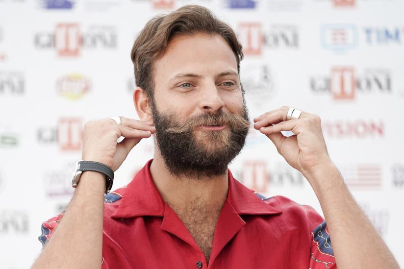 L'attore Alessandro Borghi