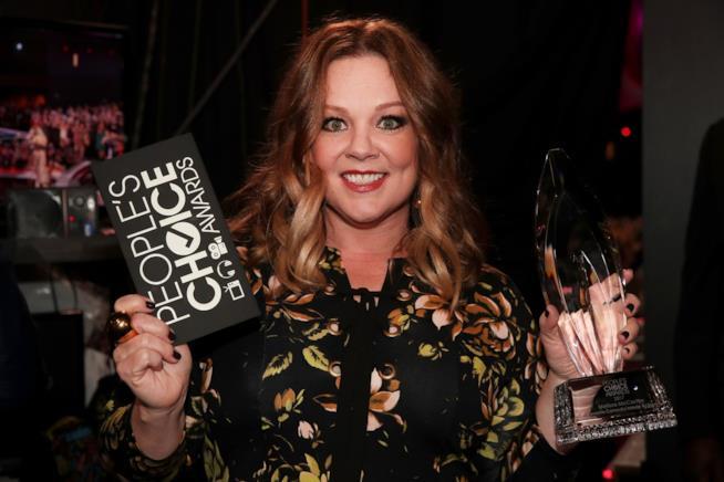 Melissa McCarthy ai People's Choice Awards