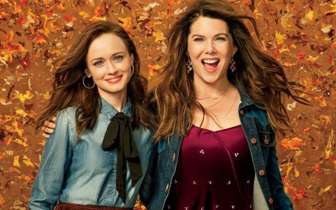 Gilmore Girls madre e figlia adolescente