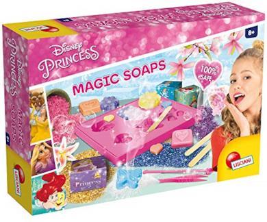 Lisciani Giochi Princess i Saponi Profumati delle Principesse