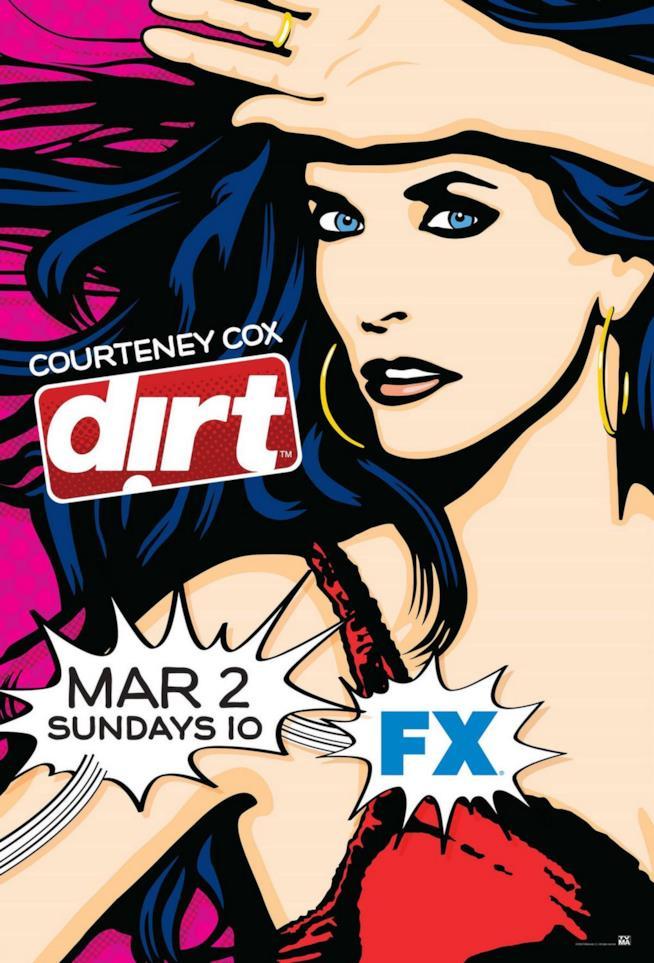 Dirt, una serie TV dedicata alla stampa scandalistica