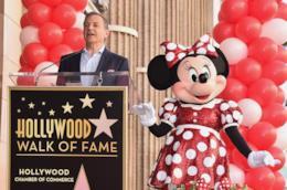 Minnie sulla Walk of Fame