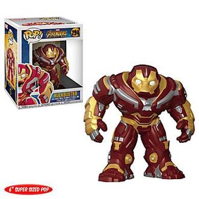 Personaggio in vinile Hulkblaster serie Pop!