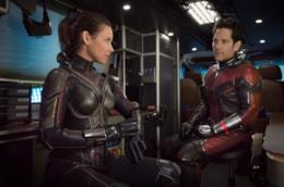Una scena di Ant-Man and the Wasp