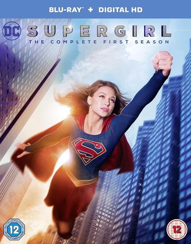 Cofanetto Blu-ray di Supergirl - Seasons 1
