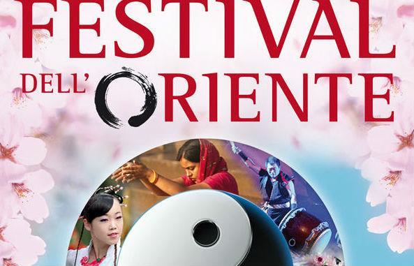 Locandina del Festival dell'Oriente
