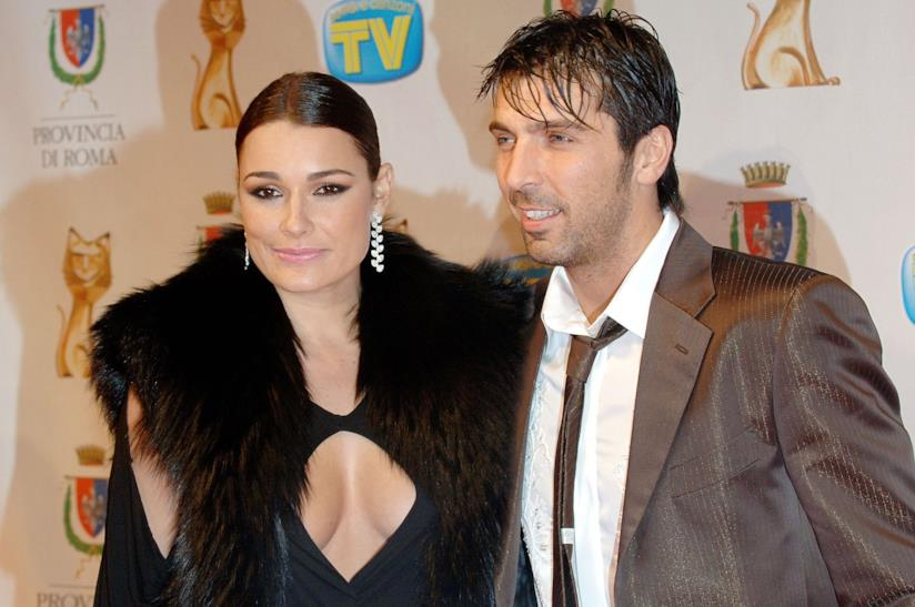 Alena Seredova e Gigi Buffon
