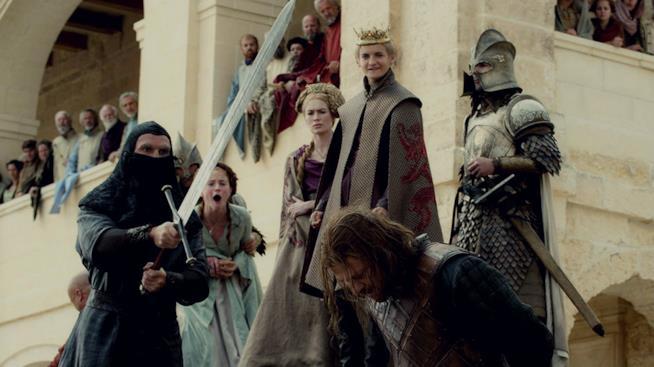Ned Stark viene decapitato: la prima morte scioccante de Il Trono di Spade