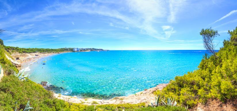 Il mare a Tarragona