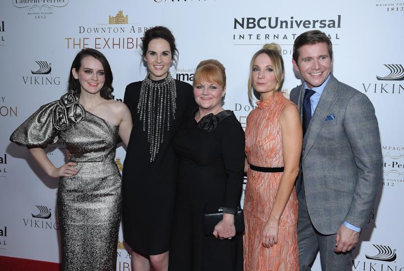 Gli attori di Downton Abbey