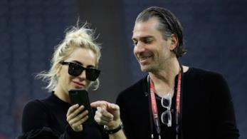 Lady Gaga e Christian Carino