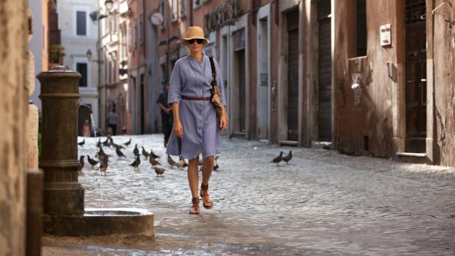 La pellicola Mangia prega ama è basata sul libro autobiografico di Elizabeth Gilbert