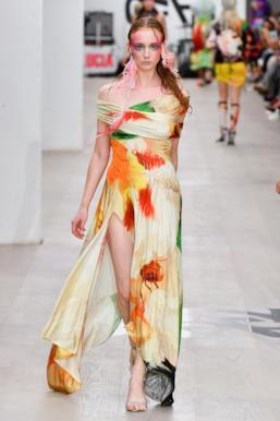 Sfilata ON-OFF PRESENTS Collezione Donna Primavera Estate 2020 Londra - CSC_1380
