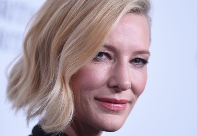 L'attirce Cate Blanchett