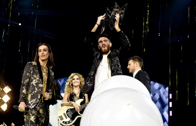 Lorenzo Licitra vince X Factor 2017