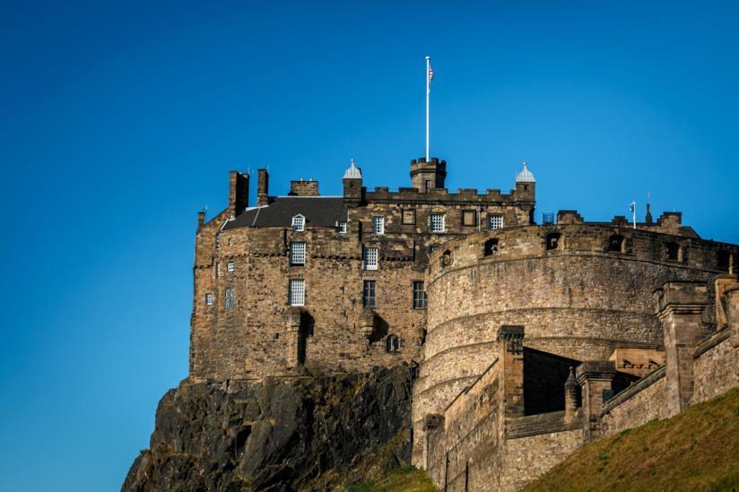 il castello simbolo della città