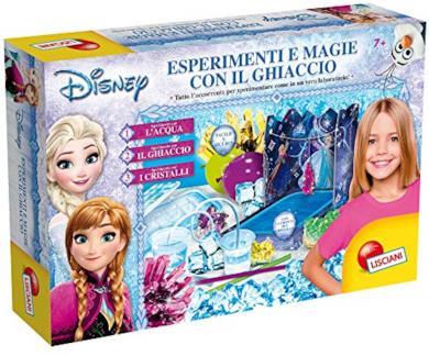 Lisciani Giochi Frozen Esperimenti e Magie con Il Ghiaccio