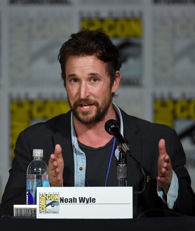 Noah Wyle al Comic-Con