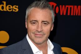 Matt LeBlanc attore di Friends a un evento Showtime