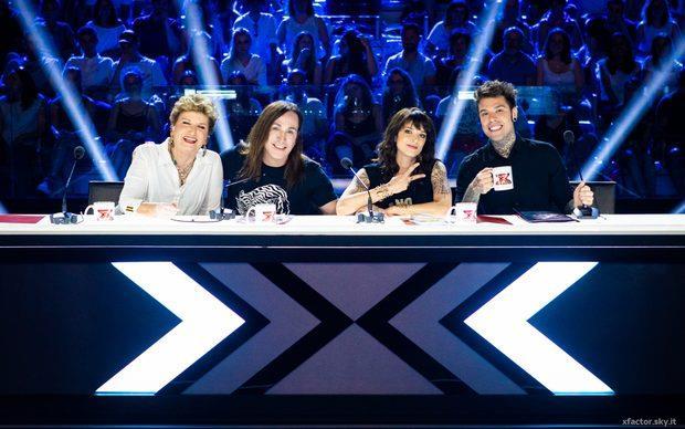 X Factor 2018, i giudici