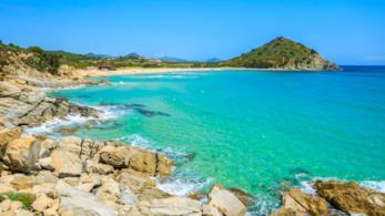 Una delle spiagge più belle della Sardegna del sud