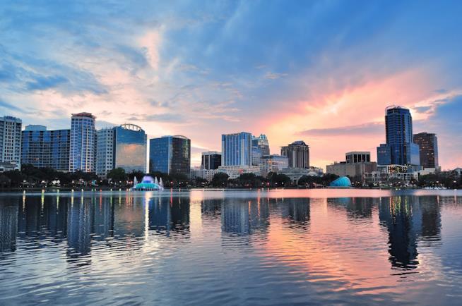 Vacanze a Orlando in Florida con la famiglia