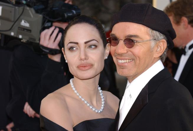 Angelina Jolie e Billy Bob Thornton