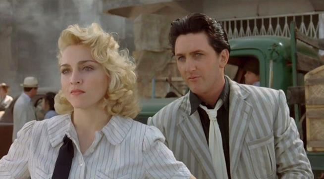 Nel film Shanghai Surprise del 1986, Madonna e Sean Penn erano una coppia sullo schermo e nella vita
