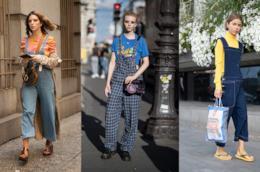 Le migliori salopette in jeans per donna