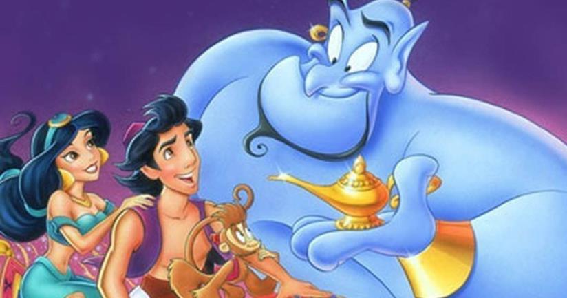 Il film Disney Aladdin del 1992