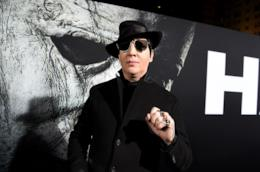 Marylin Manson potrebbe essere in The New Pope