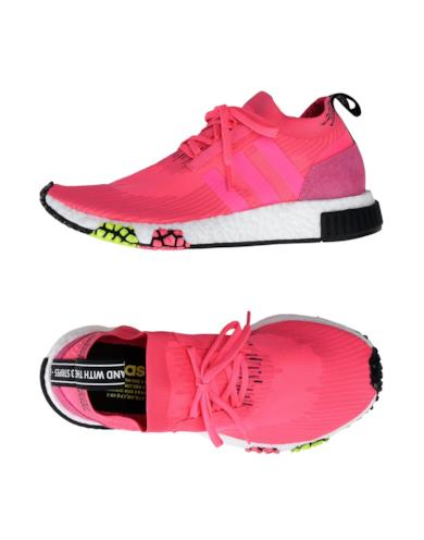 Sneakers fucsia fluo