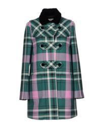 Cappotto fantasia scozzese